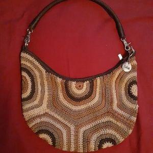 The Sak woven hobo